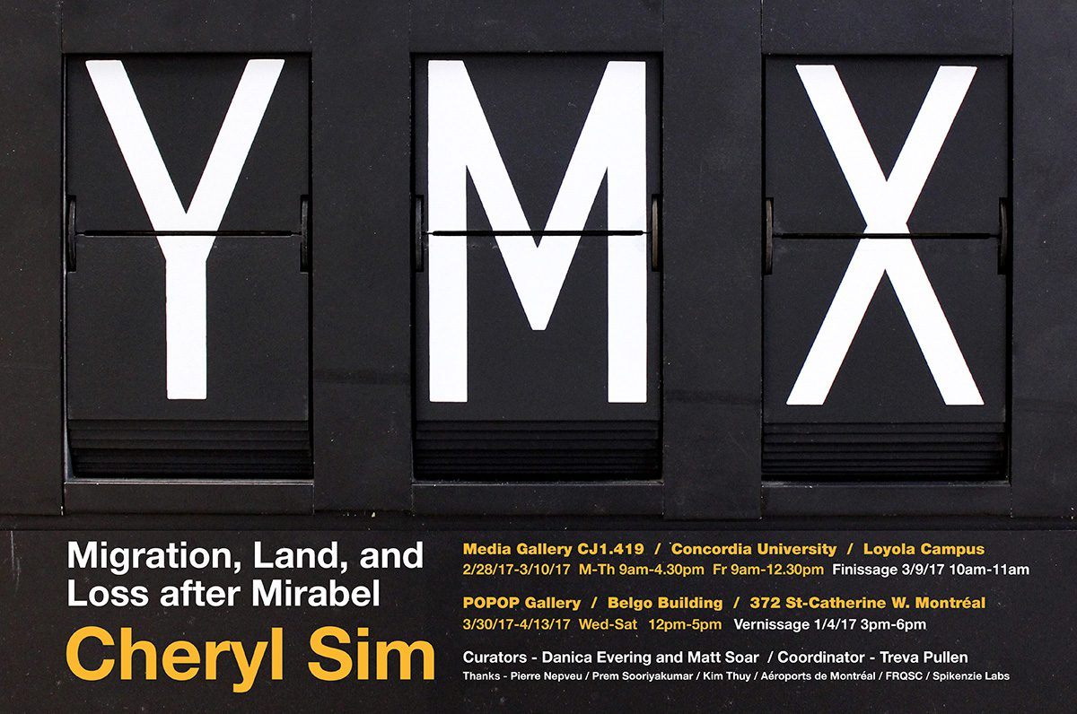 April 1 – YMX: Land, Migration, and Loss after Mirabel